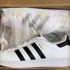 BNIB - Adidas Superstar Sneakers
